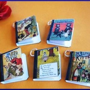 Old Nursery Rhymes Miniature Book C..